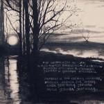 jezioro wiersz ilustracja