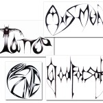 folkzine logo axis mundi tatoo
