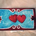 serce szkatułka
