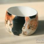 bransoleta z kotami